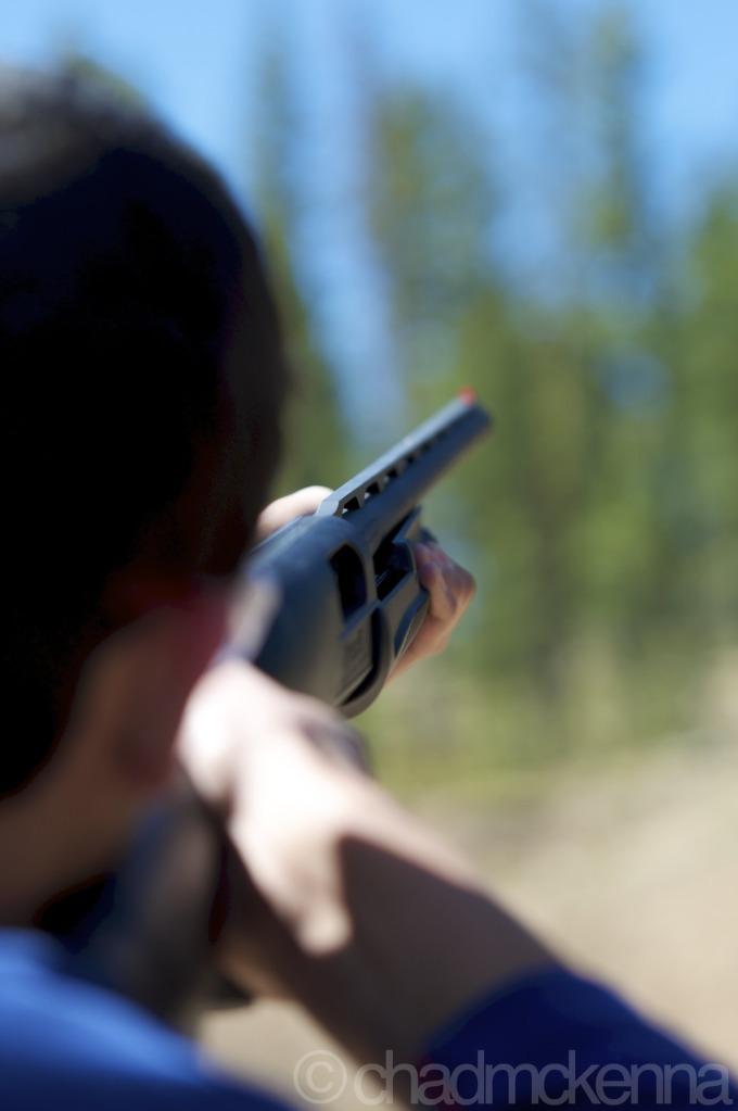 Ameen Shooting