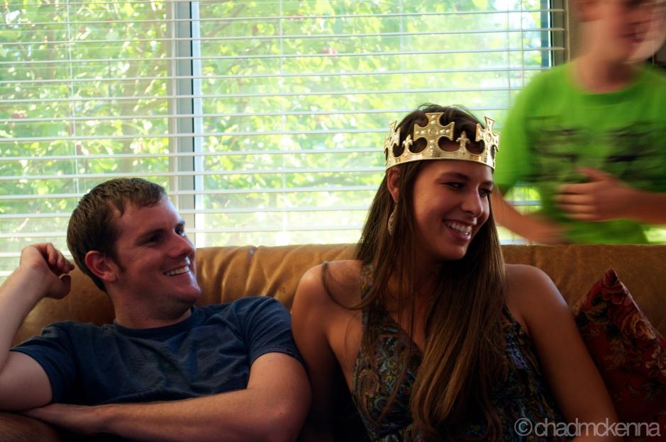 Blake and Sara