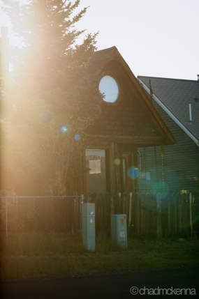 Sally's Cabin.
