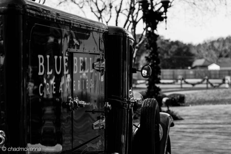 blue bell creamery truck