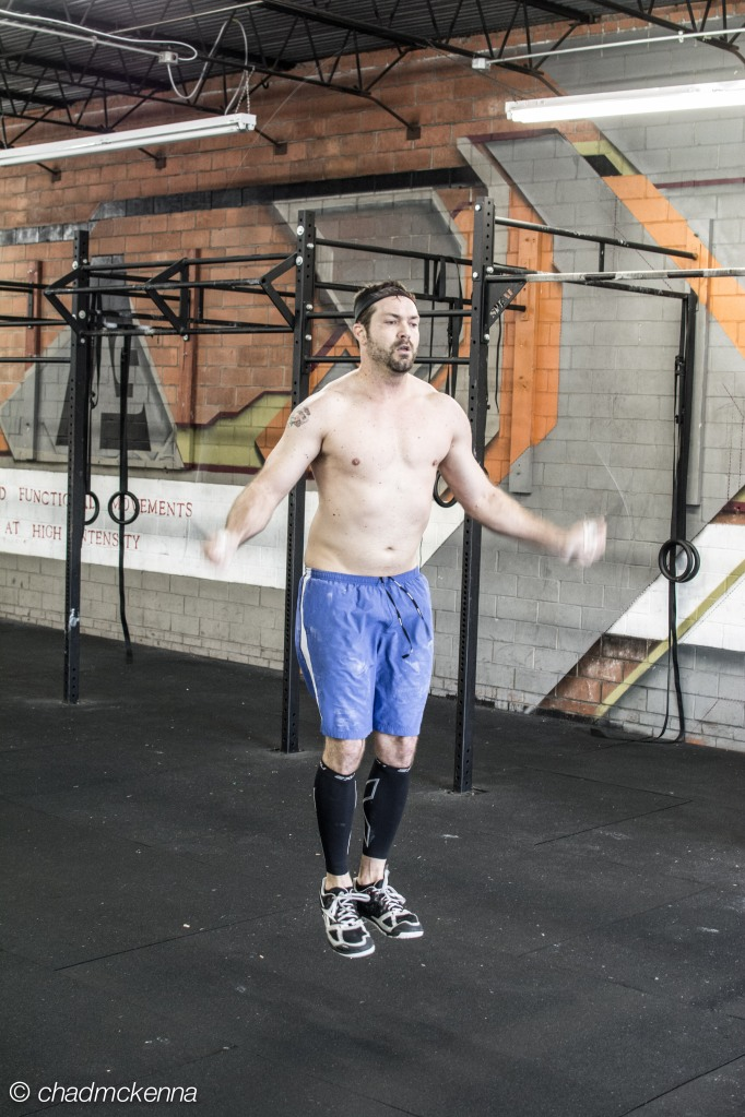 More Double Unders