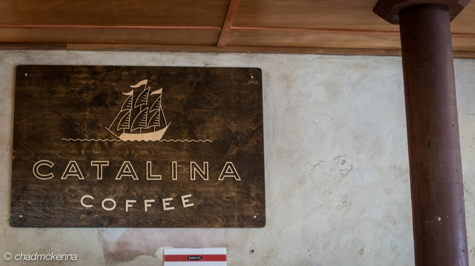 Catalina Coffee shop in Houston