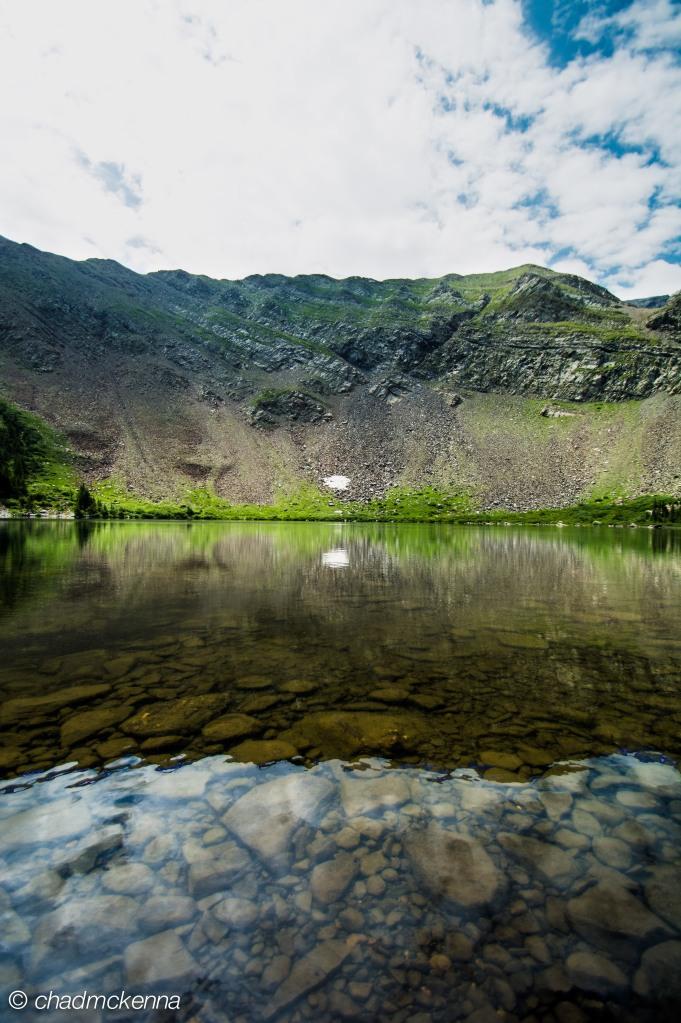 HDR shot of the lake